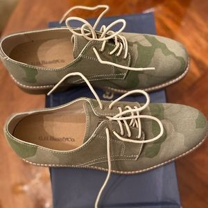 Printed Casual/Dress Shoes